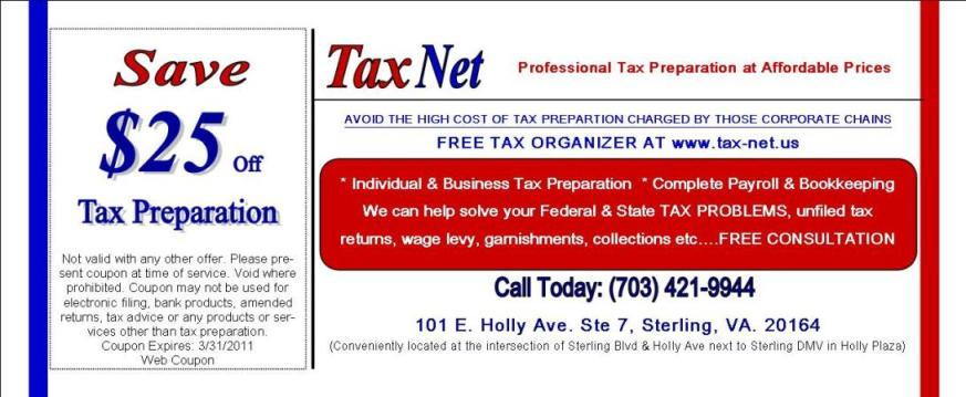 Tax Due Dates Taxnet Services Inc